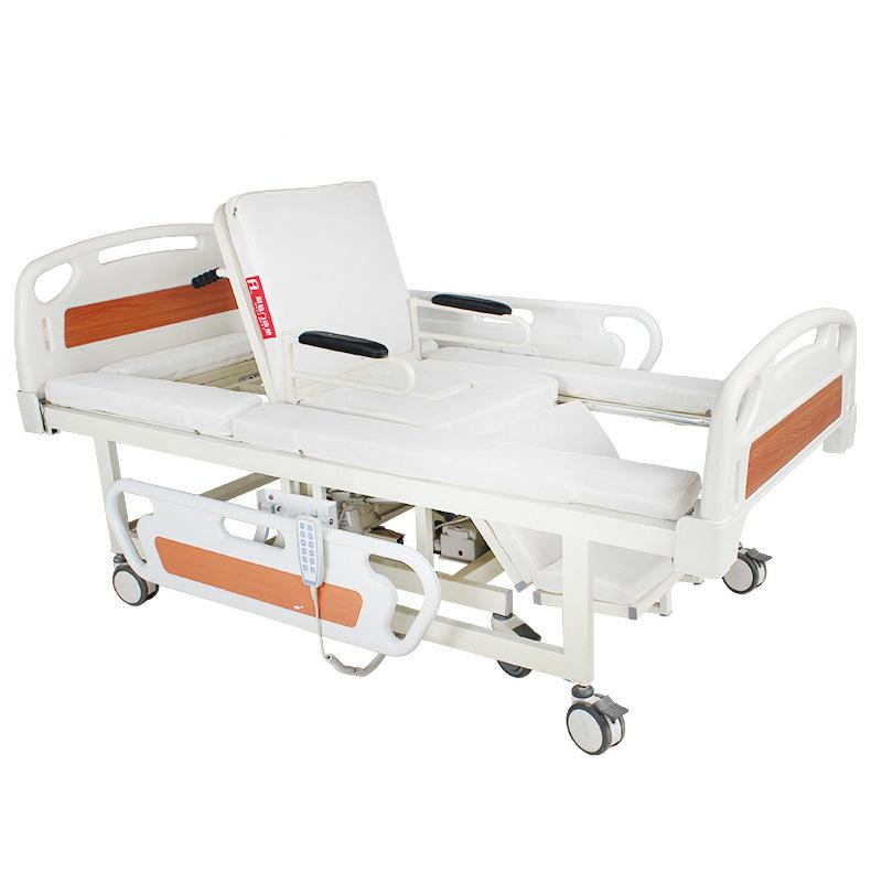 迈德斯特电动轮椅护理床 多功能床椅分离家用病床瘫痪病人医疗床